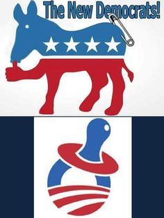The Symbol of The Democratic Party IS an ASS. You can't make this stuff up! Trump should run for re-election on his own party platform with a lion as his symbol. The ROAR-FORM party. Clinton Foundation, Liberal Democrats, Political Satire, Cartoon Memes, Cry Baby, Dumb And Dumber, Religion, Politics, America