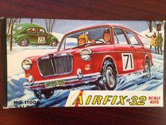 Airfix MG 1100 1/32 Plastic Model Kit - Mint - Boxed - Unbuilt #Airfix #MG1100