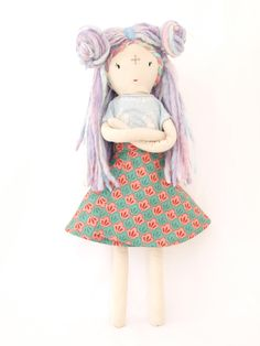 Rayne Doll by Lily Blaise
