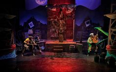 Mayflower Productions have just released a smashing set of production photos of the new Here Be Monsters stage show created by Robin Be. Stage Show, May Flowers, Scribble, Monsters, Photos, Pictures, Street, News, Illustration