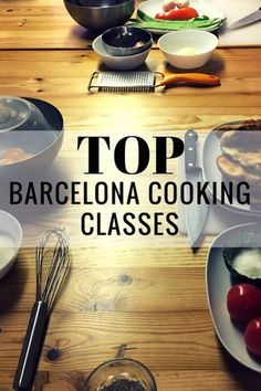 Live Like a Local with These Amazing Barcelona Cooking Classes! Learn to cook up a feast with some of the best Barcelona cooking classes. Whether you love paella or crema catalana, there is a class for all tastes and styles. Read our full post for me! Spanish Paella, Spanish Cuisine, Spanish Food, Spanish Meals, Dishes To Go, Side Dishes Easy, Spanish Rice And Beans, Spanish Chicken, Food Staples