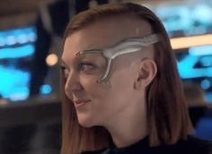 Emily Coutts as Keyla Detmer - Star Trek: Discovery (2017) (597×437)