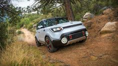 Kia revealed the Trail'ster concept at the Chicago Auto Show on Thursday. The part-turbocharged, part-electric, light off-roader follows the Track'ster and GT4 Stinger out of the ...