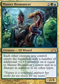 Master Biomancer, Magic, Gatecrash