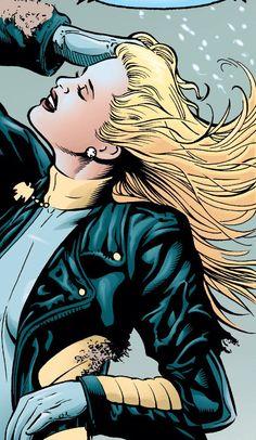 BLACK CANARY Arrow Black Canary, White Canary, Dc Comics, Comics Girls, Power Girl Dc, Dinah Laurel Lance, Lance Black, Comic Books Art, Black Canary