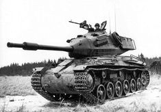 Image used to illustrate the details of the Stridsvagn 74 (Strv Light Tank / Main Battle Tank (MBT)
