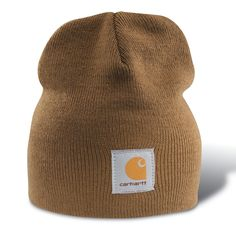 7482cf4634e Carhartt Mens Acrylic Knit Hat A205 Carhartt Brown A205 391 Anvil Ladies   Sheer Scoop-Neck Tee