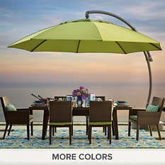 Patio Umbrellas Outdoor Umbrella Frontgate Large