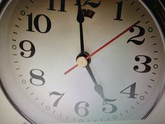 ...What puts the Tick in your Tock?