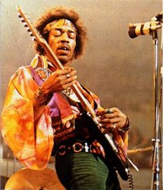 Jimmy Hendrix: The First. The Only. The Wizard.