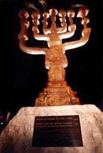 Le Chandelier de la Paix géant de Dali