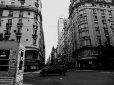 https://flic.kr/s/aHskGwUXDv | Calle Tucumán & Talcahuano West View, Buenos | Calle Tucumán & Talcahuano West View, Buenos