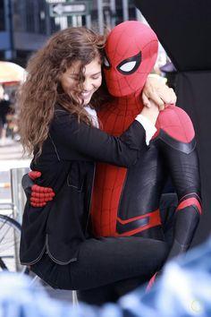 Spider Man Far From Home Screencaps : spider, screencaps, Peter, Parker, Ideas, Spiderman,, Marvel,