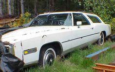 1975 Cadillac Eldorado 2 dr. Wagon