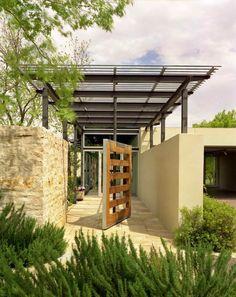 murchison residence for art, dallas Lake I Flato