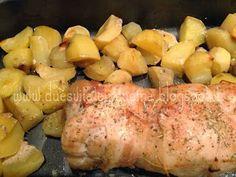 Due Svitate in cucina: Arrosto di coniglio preparato con le vostre mani (passo-passo)