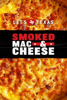 Traeger Recipes, Smoked Meat Recipes, Grilling Recipes, Crockpot Recipes, Cheese Recipes, Food Dishes, Side Dishes, Smoked Mac And Cheese, Pellet Grill Recipes