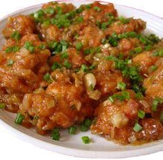 Indo-Chinese Food – Chicken Manchurian