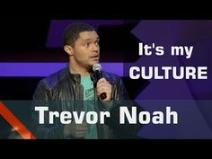 """(2) Trevor Noah """"Freaking Me Out """"- Best Stand up comedy in 2017 - YouTube"""