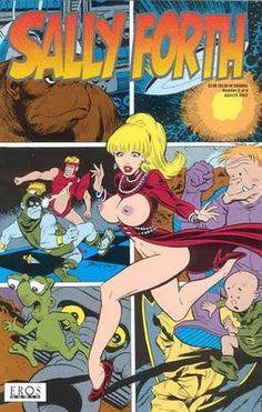 Sally Forth Comic Book #2