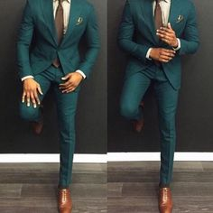 Custom Made Dark Green Men Wedding Suits Formal Groom Tuxedos Prom Suits 2 Piece Maroon Suit, Burgundy Suit, Maroon Color, Costume Rouge Bordeaux, Men's Suits, Cool Suits, Mariage Formel, Best Suits For Men, Dress Code Casual