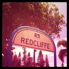 All roads lead to Rome...and Redcliffe apparently!