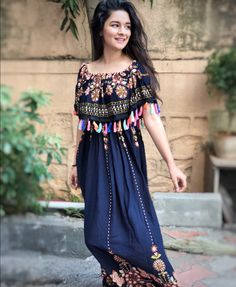 51 Best Ideas For Crochet Clothes For Teens For Girls Kurta Designs, Blouse Designs, Outfits For Teens, Trendy Outfits, Girl Outfits, Casual Dresses, Fashion Dresses, Girls Dresses, Indian Dresses