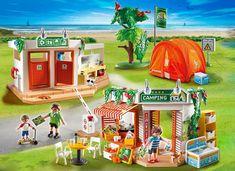PLAYMOBIL 5432 Μεγάλο Οργανωμένο Camping