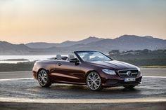 Mercedes-Benz Weltpremiere: Das neue E-Klasse Cabriolet ist da: Aussichtsreiches Debüt: Das neue E-Klasse Cabriolet A238 ist offen und herrlich - Auto der Woche - Mercedes-Fans - Das Magazin für Mercedes-Benz-Enthusiasten