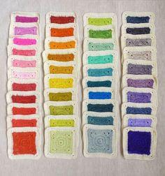 Bear's Rainbow Blanket | Purl Soho