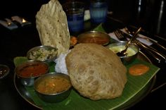 The South-Indian Thali