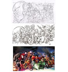 Instagram media by ivan_costa - Graphic Ink Cover Designs by #ivanreis #art #comicart #batman #greenlantern #theflash #superman #cyborg #aquaman #FromTheCollection #comicsruleeverythingaroundme