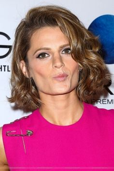 """#StanaKatic at the """"CBGB"""" L.A. premiere red carpet (2013)"""