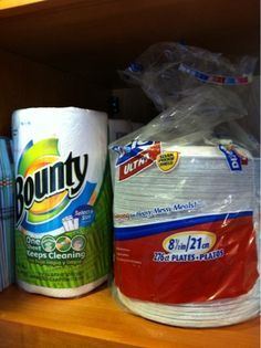 Prepared LDS Family: Why Stock Up on Paper and Plastic Items (this is a blog to follow. All kinds of food storage & emergency preparedness a little at a time!)