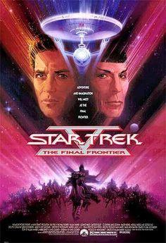 La peor de la tripulación del Capitán Kirk, a pesar que está dirigida por todo un experto: El propio capitán Kirk....