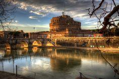 St. Angel's Castle in Rome