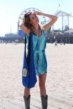 Diy dress Fashion Addict | Fashion blog of a shopaholic, style addict, party girl in Hollywood, CA