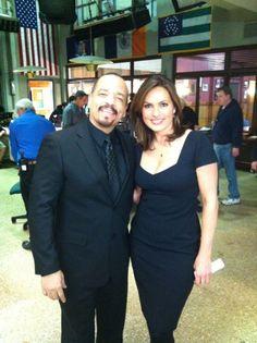 Mariska & Ice-T