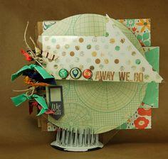 Away We Go...by Jessica Barnett