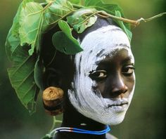 Natural Fashion: Tribal Decoration from Africa - Google Search