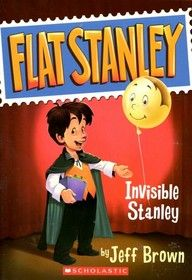 "flat stanley invisible stanley | ... larger cover image of ""Flat Stanley: Invisible Stanley"" by Jeff Brown"