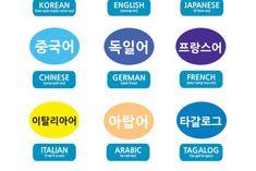 Learn Korean: Languages in Korean