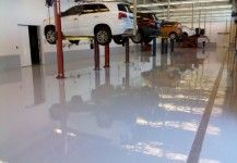 With over 20 years of experience we are the states leader in Commercial Flooring Utah. Perfect flooring for salons, warehouses, kitchens and much more! Commercial Flooring, Epoxy Floor, Concrete Floors, Utah, Houston, Industrial, Gallery, Garage, Cement Floors