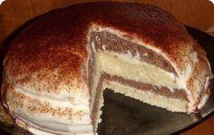 Девочки))) урааа... нашла простой рецепт очень нежного и вкусного тортика на кефире!<br>Когда его ела...чуть пальцы себе не откусила )))<br><br>Ингредиенты:<br>Тесто:<br>- 3 яйца<br>- 1 стакан кефира<br>- 1 стакан сахарного песка<br>- 0.5 ч.л. соды (погасить)<br>- 2 стакана муки<br>- 1 ч..