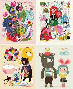 I LOVE Prints | Helen Dardik