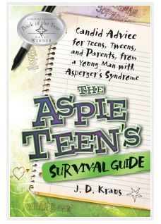 Book Review: The Aspie Teen's Survival Guide- pinned by @PediaStaff – Please Visit ht.ly/63sNtfor all our pediatric therapy pins