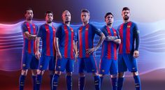 FC Barcelona may have to change the design of their 2016-17 home kit.