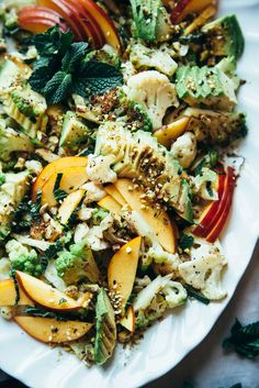 cauliflower salad wi