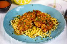 Csirke ÉS spagetti? Ez a Chicken Francaise | Street Kitchen