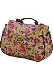 € 85.00   Layla Flower Print   To buy  please click here   http://www.hautemama.ie/maternity-accessories/diaper-bags/layla-flower-print-changing-bag.html